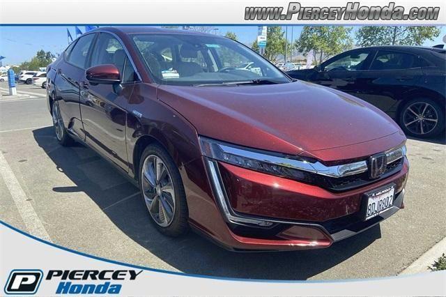 Image 2018 Honda Clarity plug-in hybrid Base