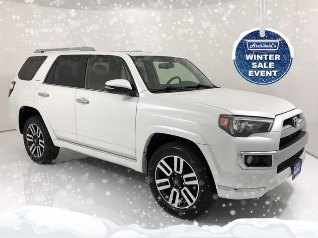 Image 2018 Toyota 4runner Limited