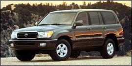 Image 1999 Toyota Land cruiser