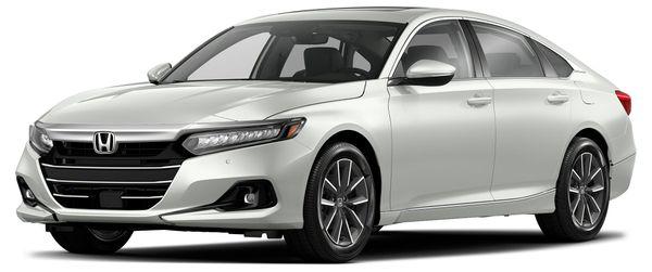 Image 2021 Honda Accord EX-L