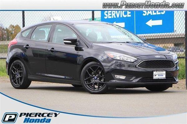 Image 2016 Ford Focus SE