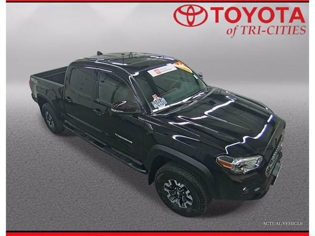 Image 2016 Toyota Tacoma 4X4 DBL CAB LONG BED