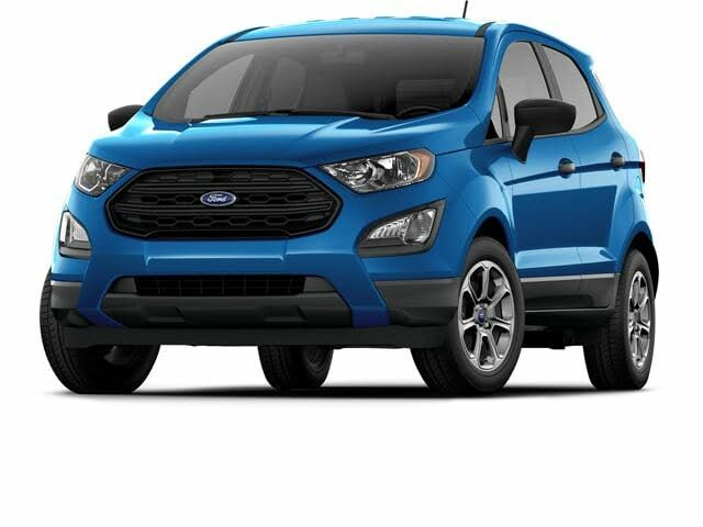 Image 2021 Ford Ecosport S awd