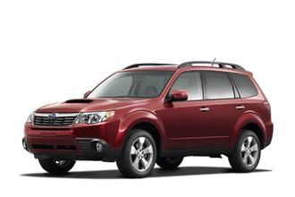 Image 2009 Subaru Forester 2.5X Limited