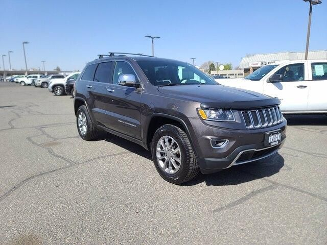 Image 2016 Jeep Grand cherokee Limited