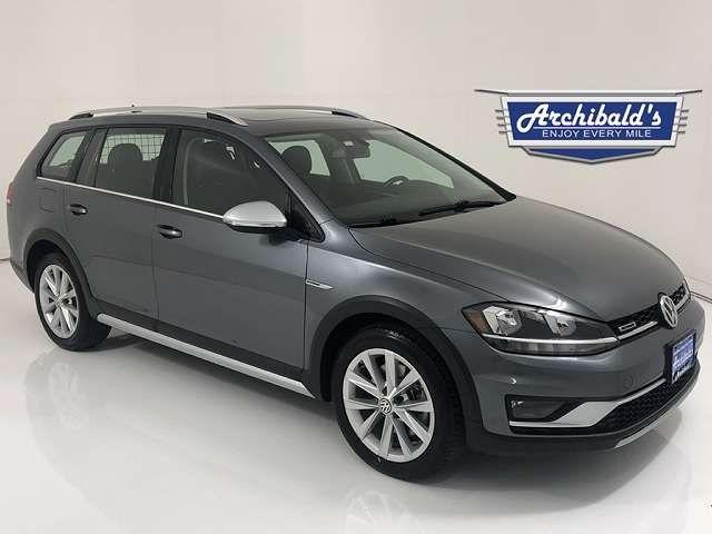 Image 2018 Volkswagen Golf alltrack TSI SE