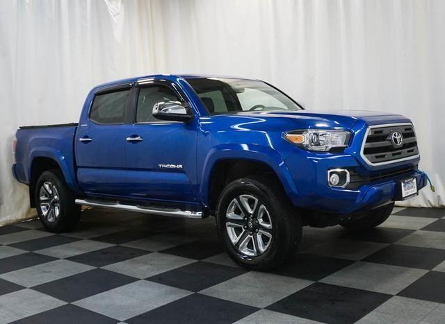 Image 2016 Toyota Tacoma Limited