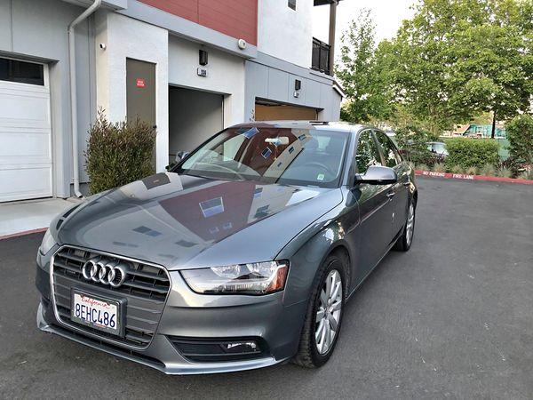 Image 2013 Audi  a4 Premium