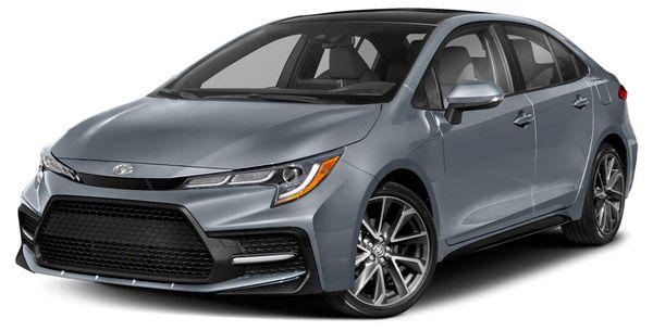 Image 2021 Toyota Corolla SE