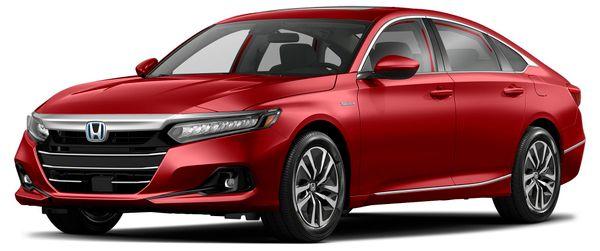 Image 2021 Honda Accord hybrid EX