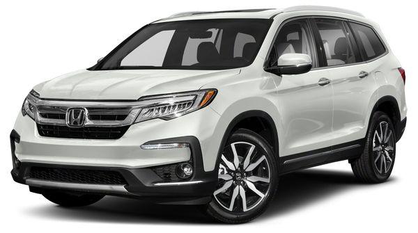 Image 2021 Honda Pilot Touring 7-Passenger