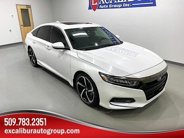 Image 2018 Honda Accord 20t sport fwd