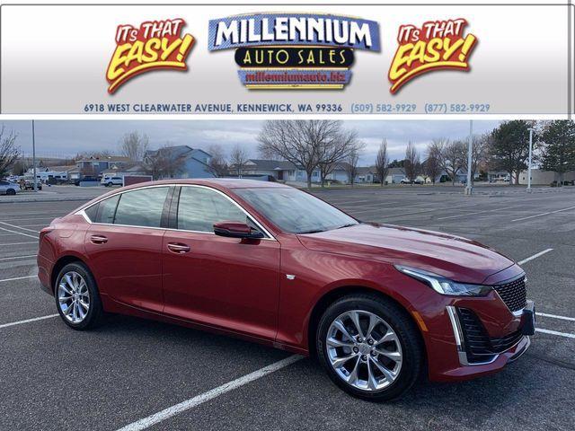 Image 2020 Cadillac Ct5 Premium luxury