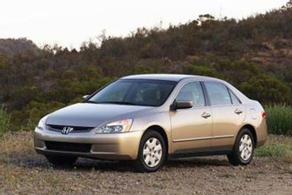 Image 2005 Honda Accord LX