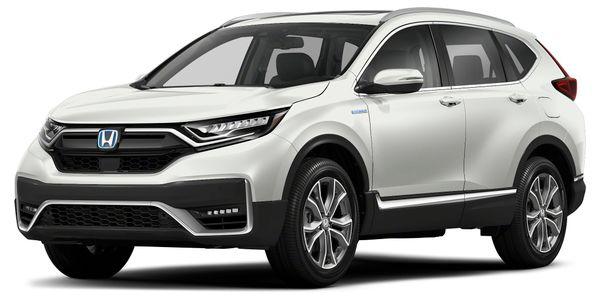 Image 2021 Honda Cr-v hybrid Touring