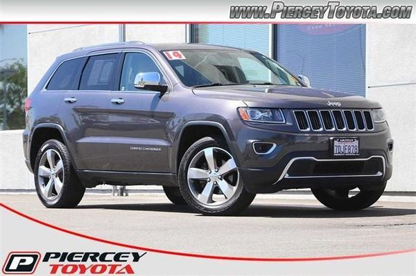 Image 2014 Jeep Grand cherokee Limited