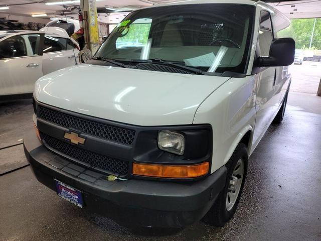 Image 2012 Chevrolet Express 1500 Work Van