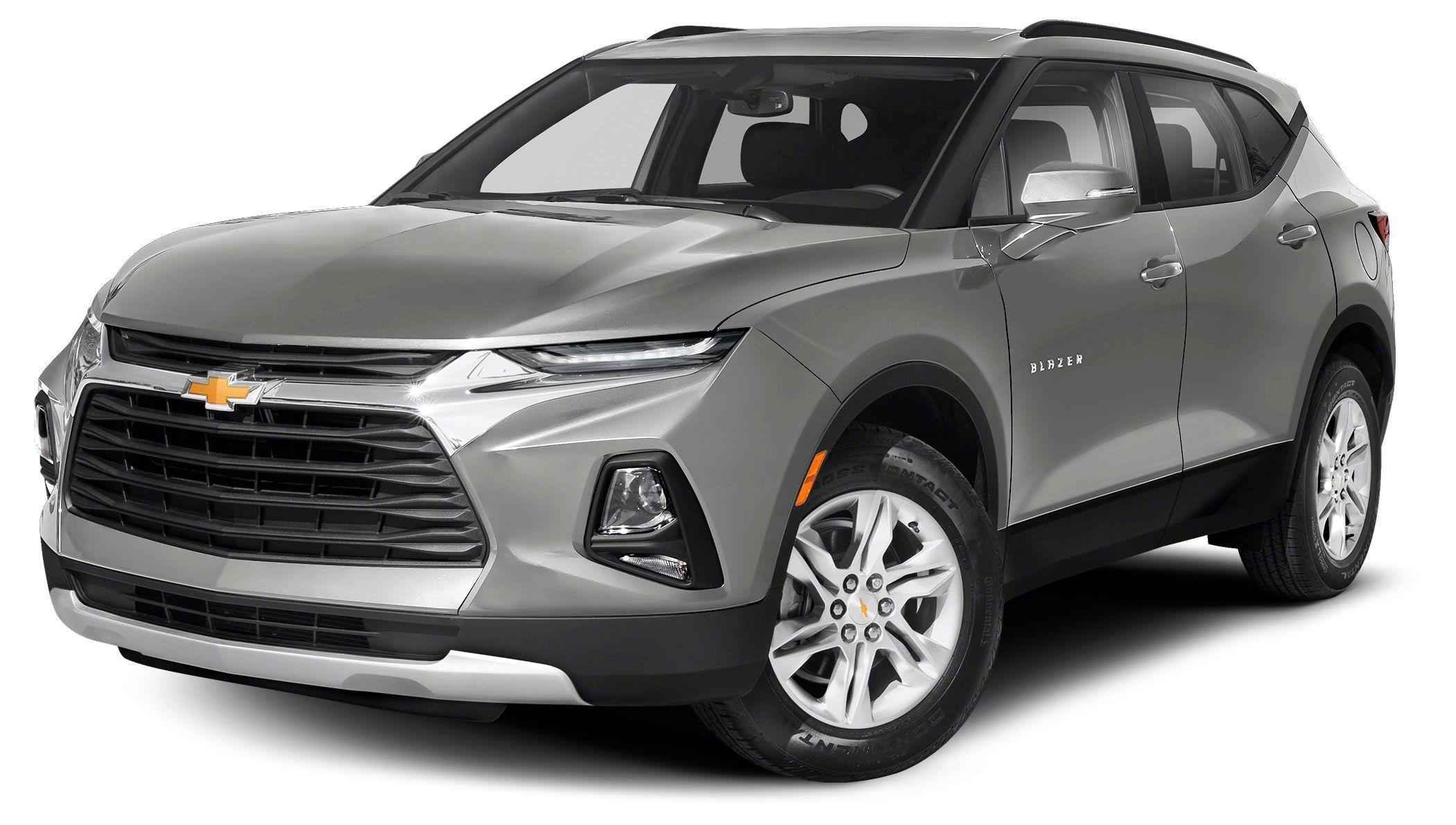 Image 2021 Chevrolet Blazer 3LT
