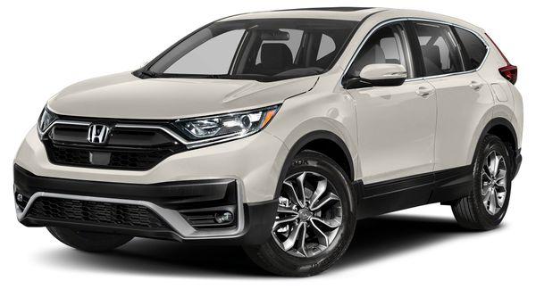 Image 2020 Honda Cr-v EX