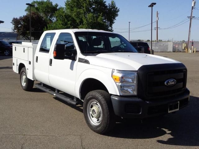 Image 2015 Ford F-250 XL