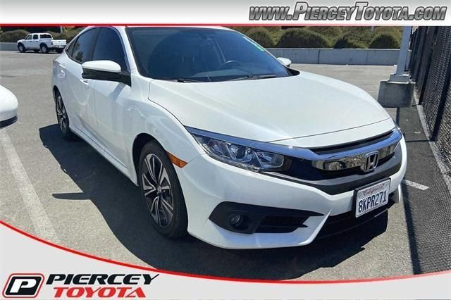 Image 2018 Honda Civic EX-L
