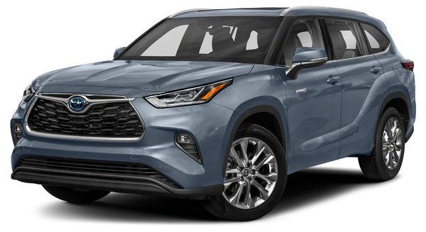 Image 2021 Toyota Highlander hybrid Limited