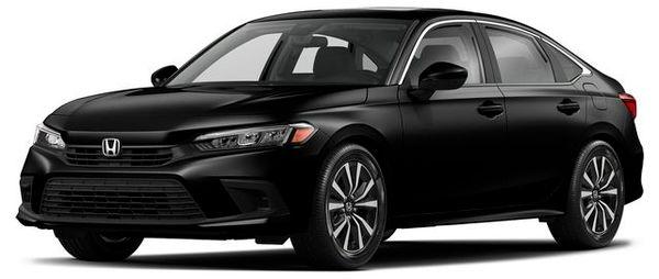 Image 2022 Honda Civic EX