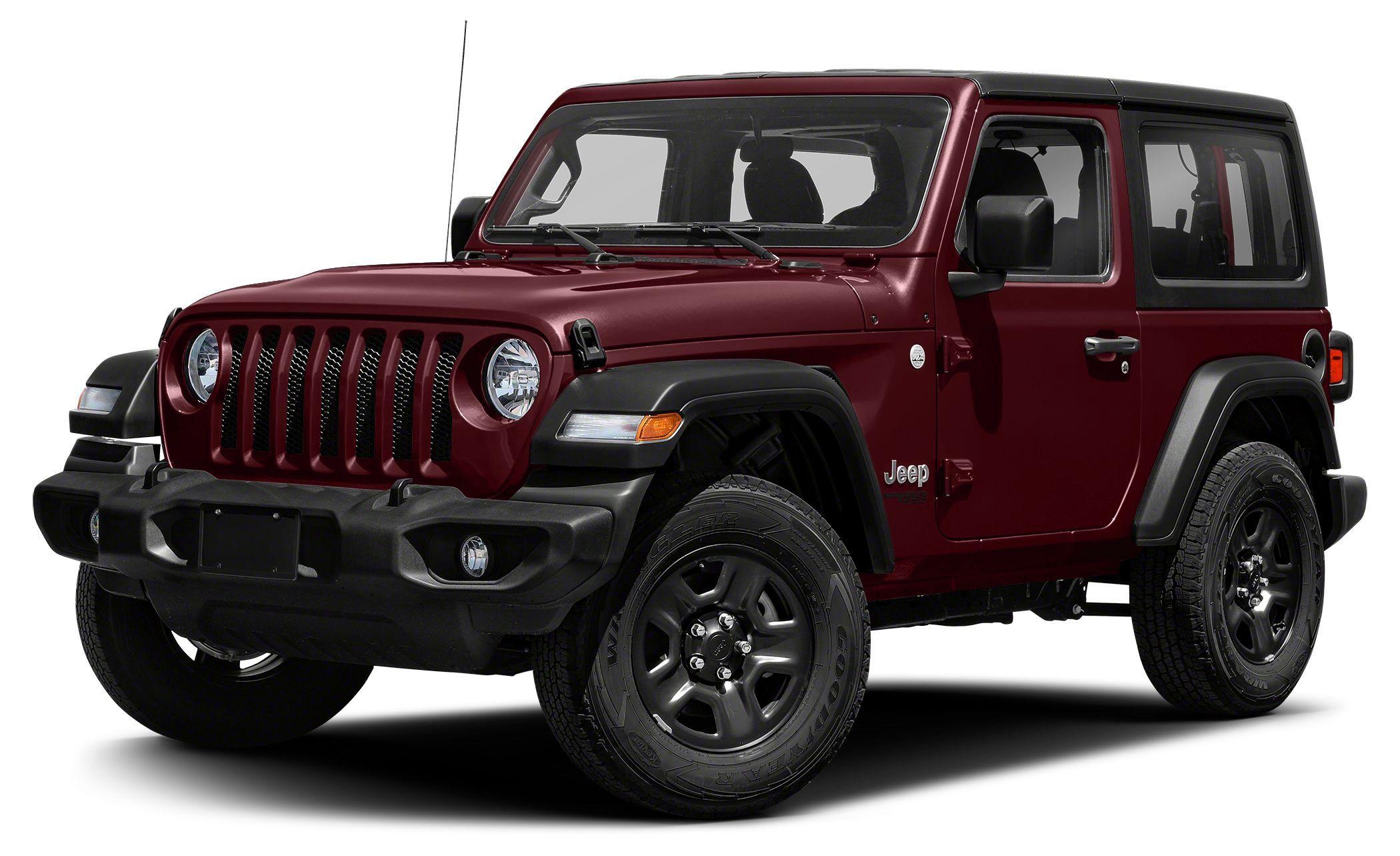 Image 2021 Jeep Wrangler Sport