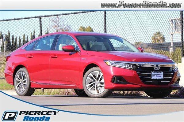 Image 2021 Honda Accord hybrid EX-L