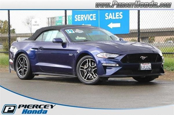 Image 2019 Ford Mustang GT Premium