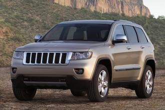 Image 2011 Jeep Grand cherokee Limited