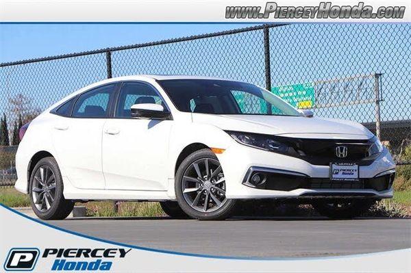Image 2021 Honda Civic Ex fwd