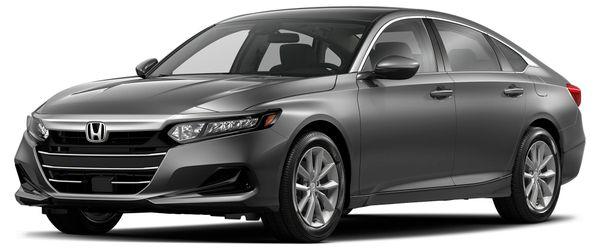 Image 2021 Honda Accord LX 1.5T