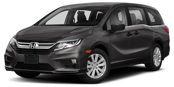 Image 2020 Honda Odyssey LX