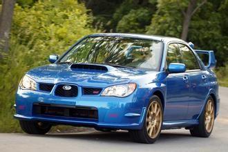 Image 2006 Subaru Impreza WRX TR