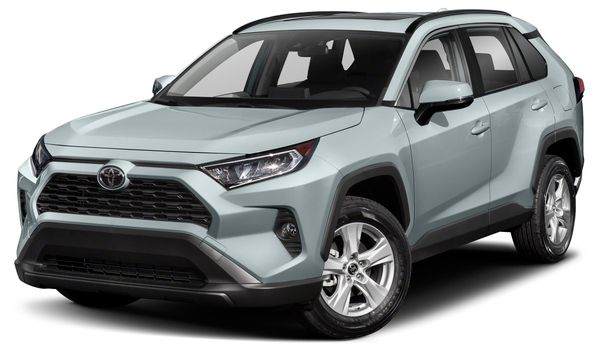 Image 2021 Toyota Rav4 XLE