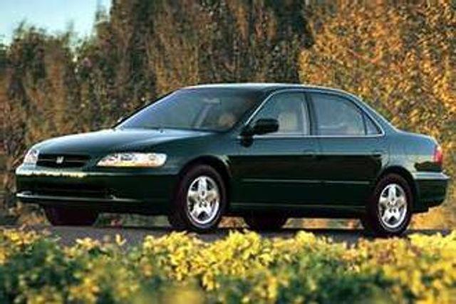 Image 2000 Honda Accord LX