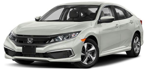 Image 2021 Honda Civic LX