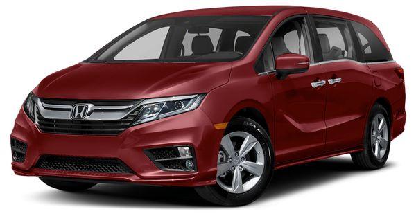Image 2020 Honda Odyssey EX