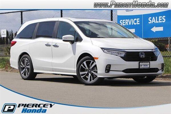 Image 2022 Honda Odyssey Touring