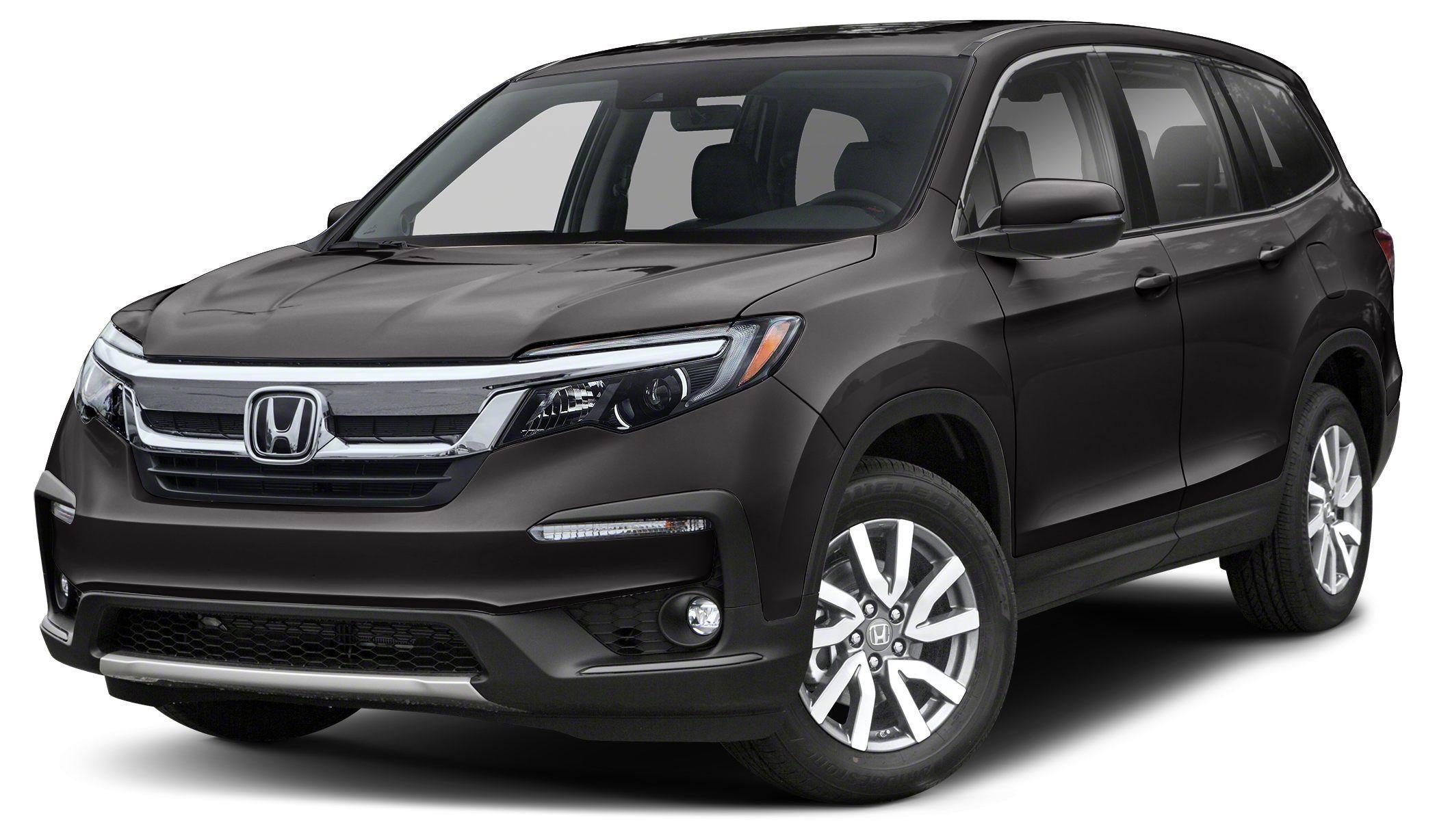 Image 2021 Honda Pilot EX-L