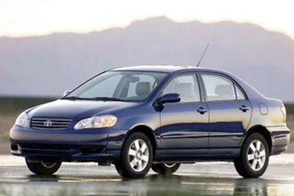 Image 2003 Toyota Corolla