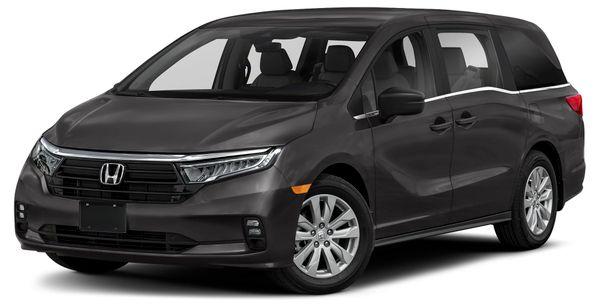 Image 2021 Honda Odyssey LX