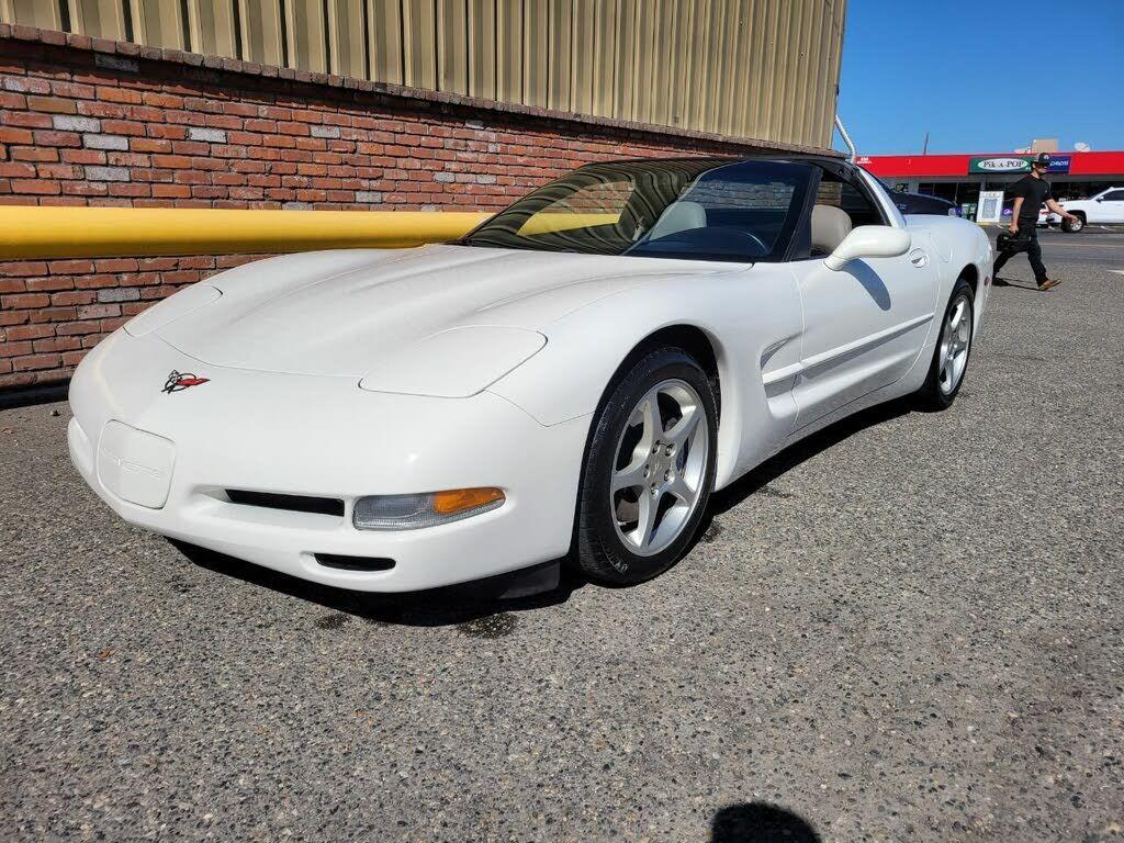 Image 2002 Chevrolet Corvette Coupe rwd