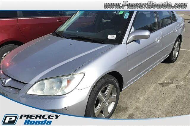 Image 2004 Honda Civic EX