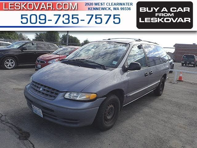 Image 1997 Plymouth Grand voyager Fwd
