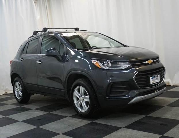 Image 2019 Chevrolet Trax LT