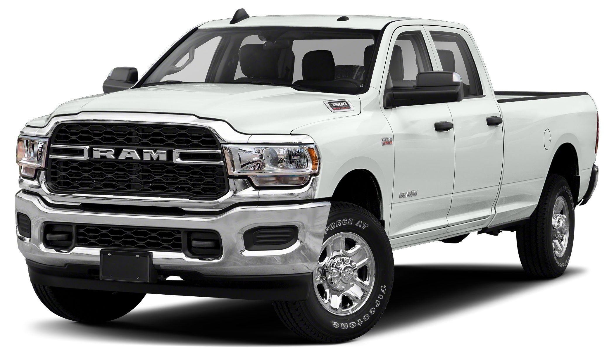 Image 2021 Ram 3500 Tradesman
