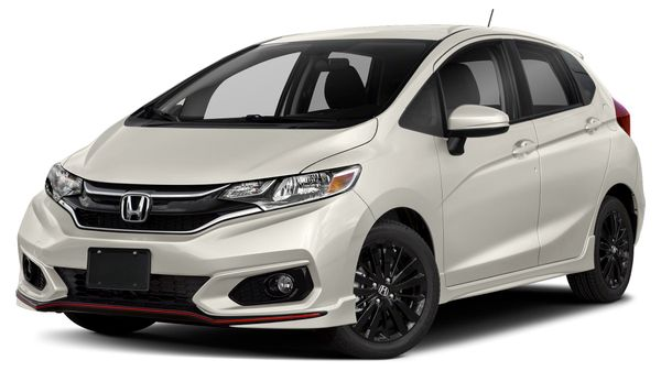 Image 2020 Honda Fit Sport