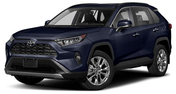 Image 2021 Toyota Rav4 Limited